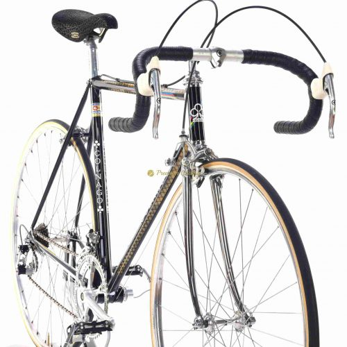 COLNAGO Master Oro Retinato 1985, Campagnolo Super Record, Eroica vintage steel collectible bike