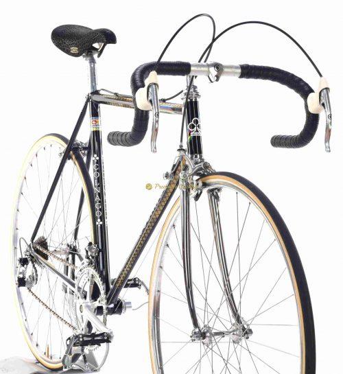 COLNAGO Master Oro Retinato 1985, Campagnolo Super Record, Eroica vintage steel collectible bike