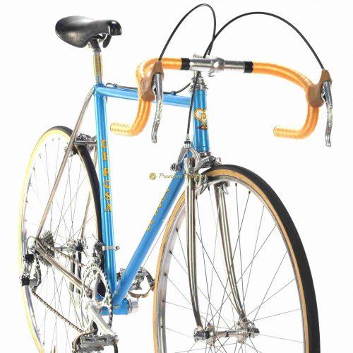 DE ROSA Super Prestige 1978, Campagnolo Record, Eroica vintage steel bike