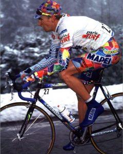 Frank Vandenbroucke (Mapei Bricobi 1998)