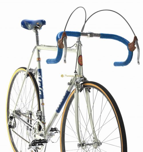 ATALA Corsa Professionisti 1985, Campagnolo Super Record, Eroica vintage steel collectible bike