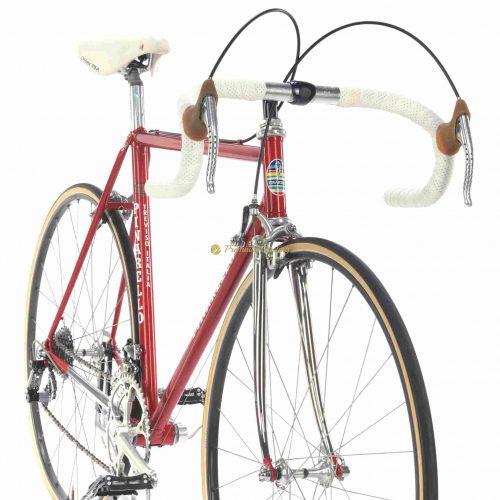 PINARELLO Treviso SL 1983-84, Campagnolo Super Record, Eroica vintage steel collectible bike