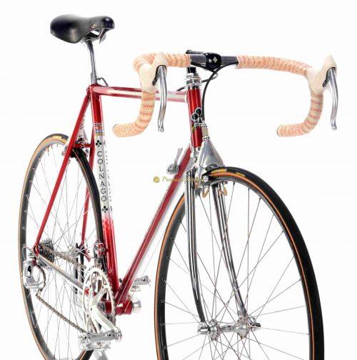 COLNAGO Master Del Tongo 1987-88, Campagnolo C Record Delta, Eroica vintage steel collectible bike