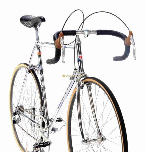 DE ROSA Professional SL 1983-84, Campagnolo Super Record, Eroica vintage steel collectible bike