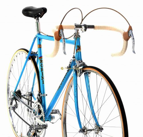 MORINI Super SL 1976, Campagnolo Nuovo Record, Eroica vintage steel collectible bike