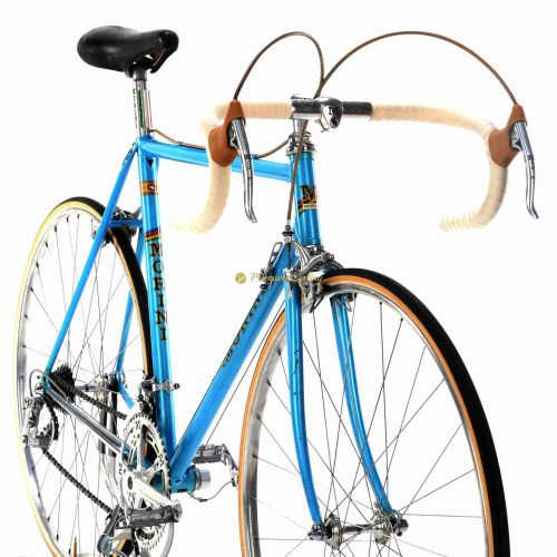 MORINI Super SL 1976, Campagnolo Nuovo Record, Eroica vintage steel collectible bike
