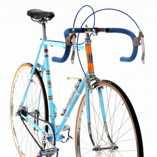 1951 FREJUS Corsa Campagnolo Paris Roubaix, Eroica vintage steel collectible bike