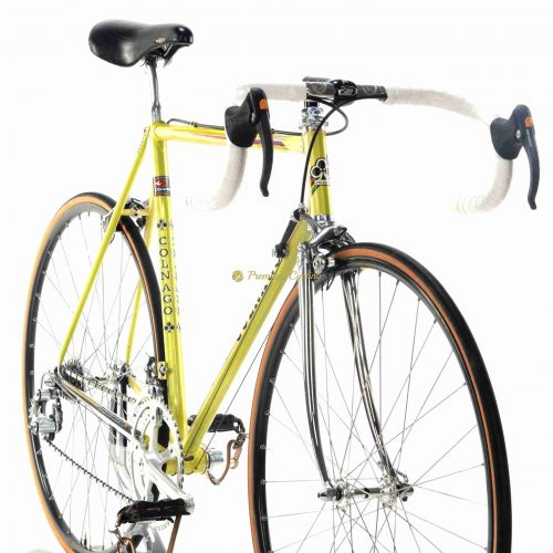 1985-86 COLNAGO Master Ofmega Premier Special Edition, Eroica vintage steel collectible bicycle