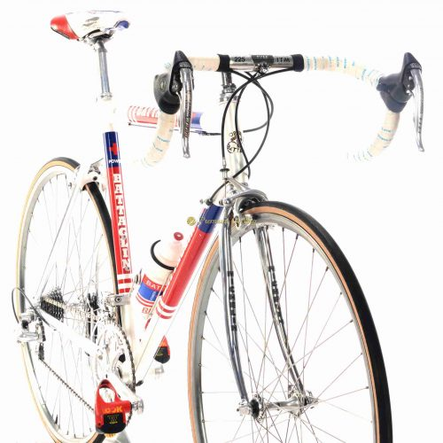 BATTAGLIN Power+ Campagnolo Record Titanium 9s - Refin Mobilvetta Team 1997