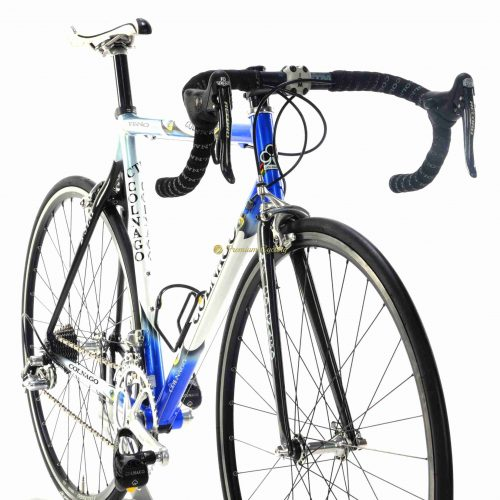 COLNAGO CT1 Titanio B-Stay, Campagnolo Record 10s, vintage collectible titanium bike