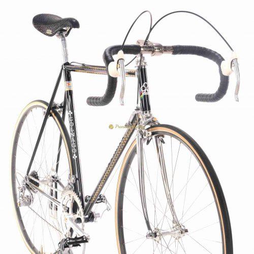COLNAGO Master Oro Retinato 1985, Campagnolo 50th Anniversary, vintage steel Eroica collectible bike