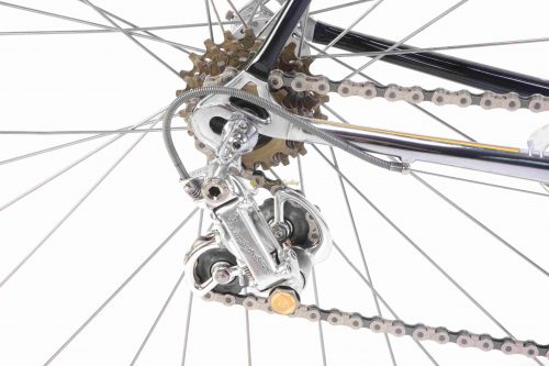 COLNAGO Master Oro Retinatom 1985, Campagnolo 50th Anniversary groupset, Eroica vintage steel collectible bike