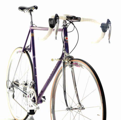 DE ROSA Primato EL 1993-94, Campagnolo Record 8s Shamal, vintage steel collectible bike