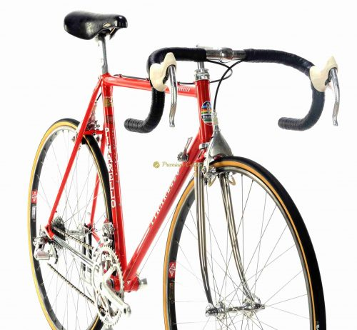 PINARELLO Montello SLX, Campagnolo Croce d'Aune, mid 1980s, vintage steel collectible bike
