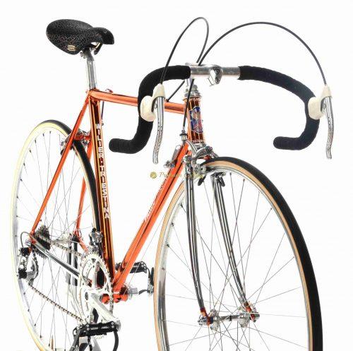 WILIER Superleggera Ramata SLX mid 1980s, Campagnolo Super Record, Eroica vintage collectible bike
