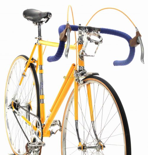 1951 BARTALI Corsa by Santamaria, Campagnolo Paris Roubaix, Eroica vintage steel collectible bike