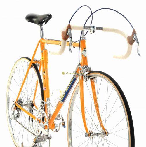 1972 COLNAGO Super Eddy Merckx Molteni with merino jersey, Eroica vintage steel collectible bike