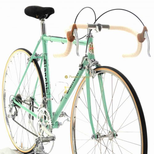 1974 BIANCHI Specialissima Professionale Campagnolo Nuovo Record, Eroica vintage steel bike