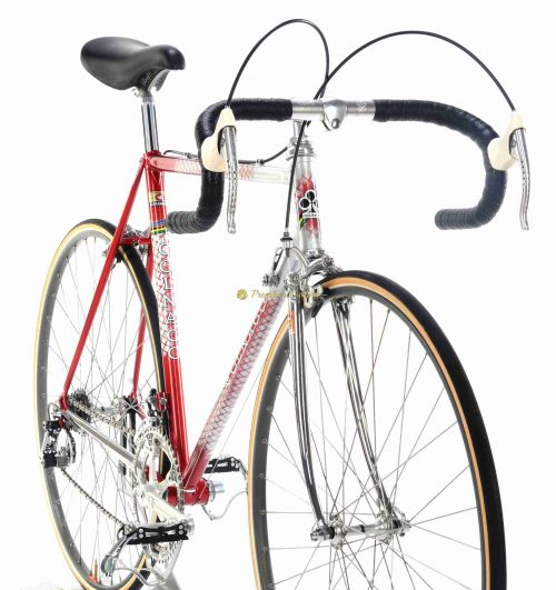 1982-83 COLNAGO Super Profil (Nuovo Mexcio), Saronni retinato paint, Campagnolo Super Record groupset, Eroica vintage steel bike