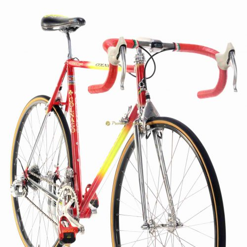 1992 COLNAGO Master Piu Team Ariostea, Gilco S4, Campagnolo C Record Delta 8speed, vintage steel collectible bike