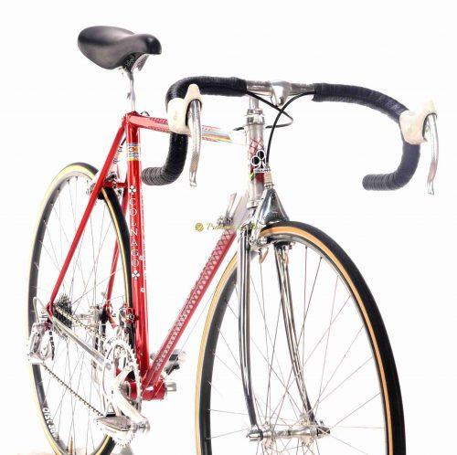 COLNAGO Master Campagnolo C Record Delta 1988-89, Vintage steel collectible bike