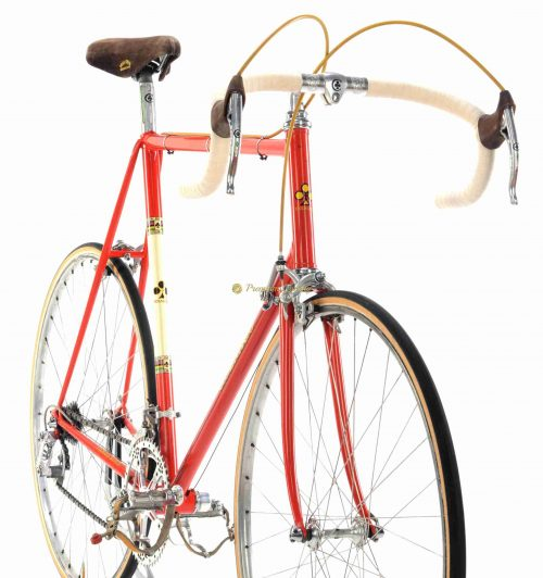 COLNAGO Super SL 1972-73, Campagnolo Nuovo Record, Eroica vintage steel collectible bike, Premium Cycling