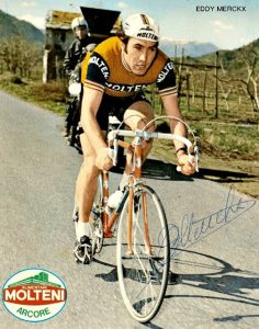 Eddy Merckx - Molteni Team 1972
