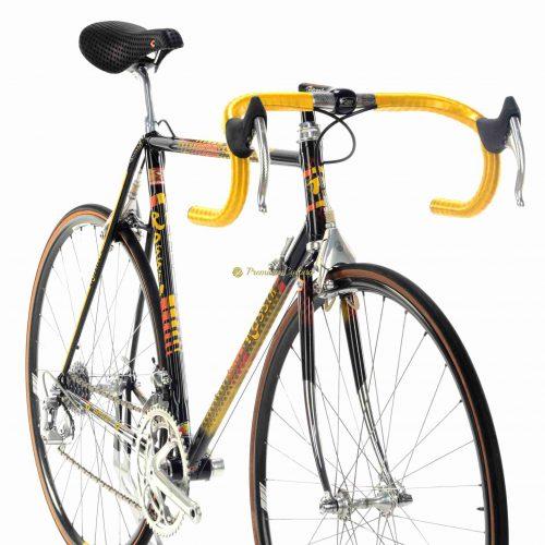 ROSSIN Ghibli SLX Campagnolo C Record Delta 1987-88, Eroica vintage steel collectible bike