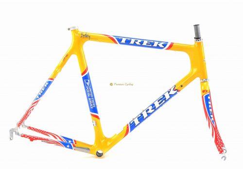 TREK 5500 L.Armstrong Tour de France commemorative limited edition frameset 1999-2000