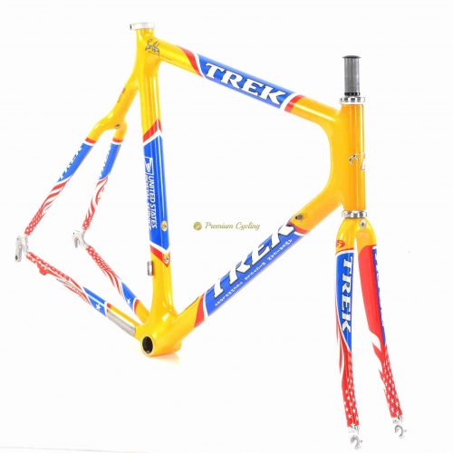 TREK 5500 L.Armstrong Tour de France commemorative limited edition frameset 1999-2000