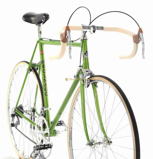 1977 COLNAGO Super, Campagnolo Super Record 1st gen, Eroica vintage steel collectible bike