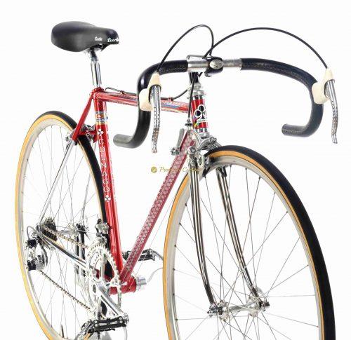1985 COLNAGO Master Saronni 50cm, Campagnolo Super Record, Eroica vintage steel collectible bike