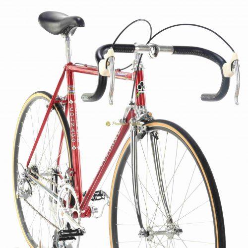 1985 COLNAGO Master Saronni Del Tongo, Campagnolo 50th Anniversary groupset, Eroica vintage steel collectible bike