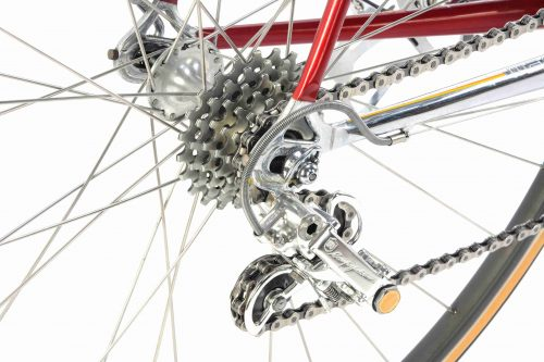 1985 COLNAGO Master Saronni Del Tongo, Campagnolo 50th Anniversary groupset, Eroica vintage steel collectible bike
