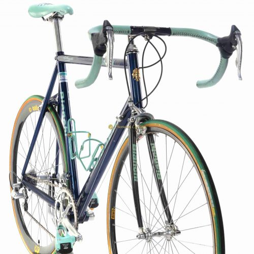 BIANCHI 110th Anniversary Titanium 1995, vintage collectible bike