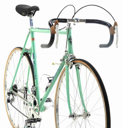 BIANCHI Specialissima Superleggera 1981, Campagnolo Super Record, Eroica vintage steel collectible bike