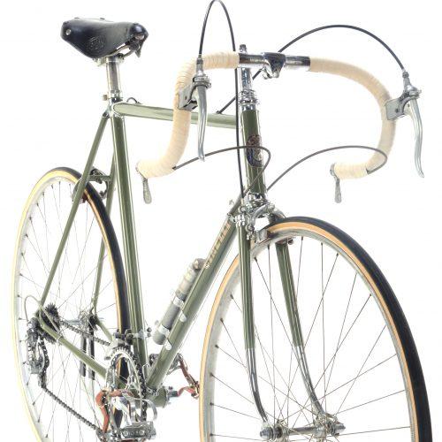 Cinelli Speciale Corsa Lusso 1949 Campagnolo Gran Sport, Eroica vintage steel collectible bike