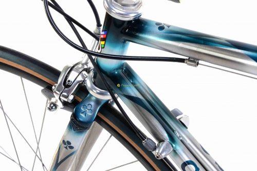 COLNAGO Bititan Titanio Decor 1992-93, Shimano Dura Ace 7402, vintage collectible bike