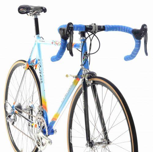 COLNAGO Master Mapei Campagnolo Record 10s, vintage neo retro bike