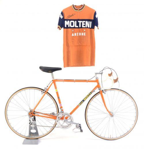 1972-73 Colnago Super Eddy Merckx Molteni