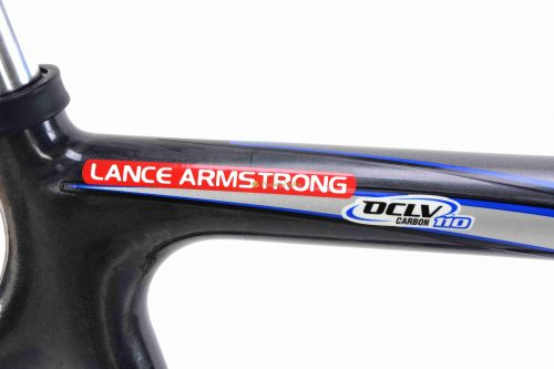 TREK 5900 OCLV US Postal Lance Armstrong 2002 replica, vintage collectible bike