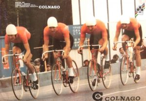 Team time Trial 100km 1980 Olympic Games Moscow