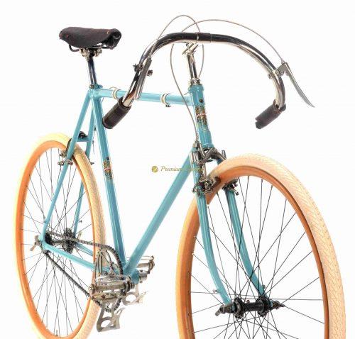 1920 Bianchi Modello M Giro d'Italia, Eroica vintage steel retro collectible bicycle