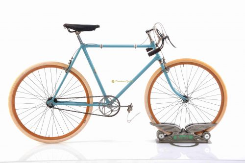 1920 Bianchi Modello M Giro d'Italia, Eroica vintage steel retro collectible bicycle