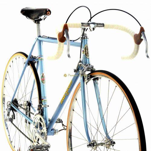 1969-70 MARASTONI Licinio SL, Campagnolo Nuovo Record, Eroica vintage steel collectible bike