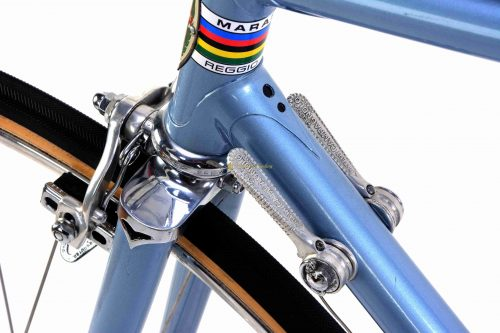 1969-70 MARASTONI Licinio SL, Campagnolo Nuovo Record, Eroica vintage steel collectible bike