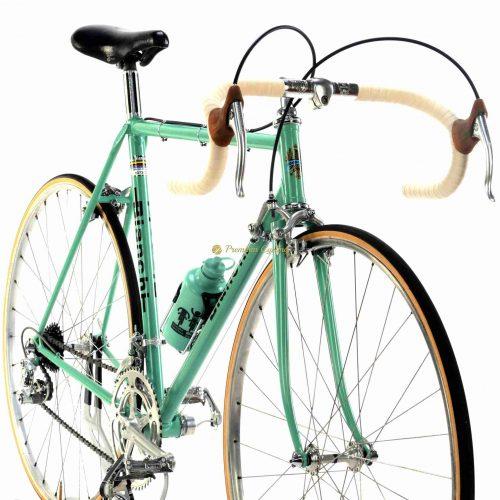 1974 BIANCHI Specialissima Professionale Gimondi, Campagnolo Nuovo Record, Eroica vintage steel collectible bike