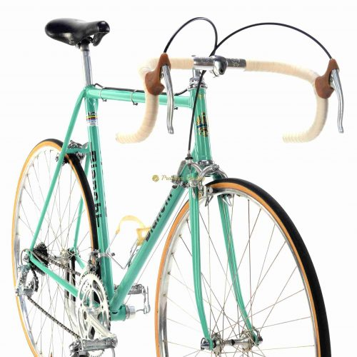 1974 Bianchi Specialissima Professionale Gimondi, Eroica vintage steel collectible bike