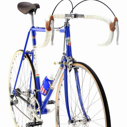 1981 GIOS Torino Super Record, Eroica vintage steel collectible bike