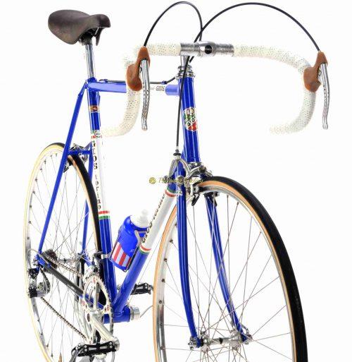 1981 GIOS Torino Super Record, Eroica vintage steel collectible bike